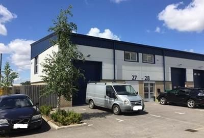 Thumbnail Light industrial to let in Ely Road, Glenmore Business Park, Unit 27, Waterbeach, Cambridgeshire