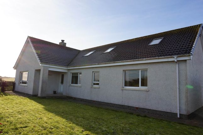 Thumbnail Detached house for sale in 7 Upper Coll, Isle Of Lewis