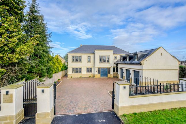 Thumbnail Detached house for sale in Fairview House, 117 Wigton Lane, Alwoodley, West Yorkshire