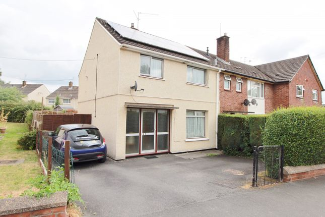 Thumbnail Semi-detached house for sale in Livale Road, Bettws, Newport