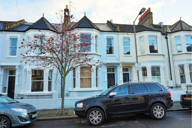 Thumbnail Flat for sale in Jedburgh Street, Battersea