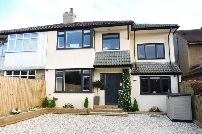 Thumbnail Semi-detached house for sale in West Way, Shipley