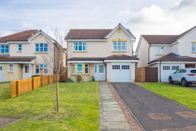 Thumbnail Detached house for sale in Riggonhead Gardens, Tranent