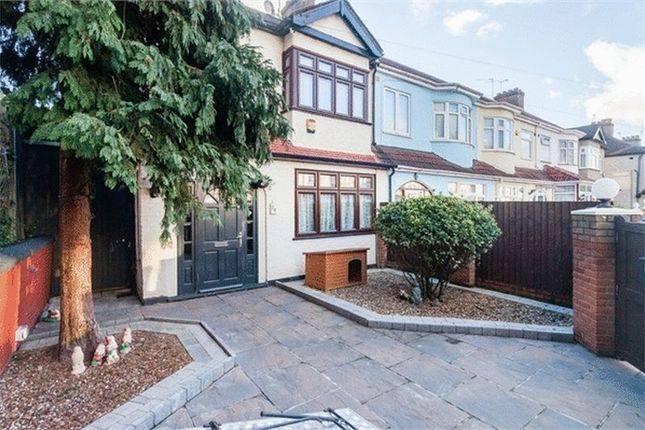 Thumbnail End terrace house for sale in Eden Close, Wembley
