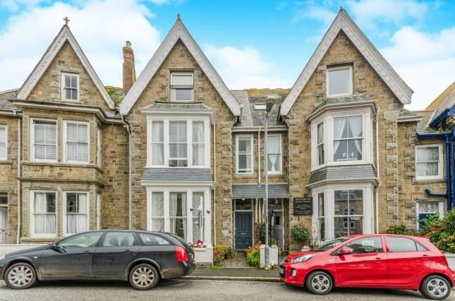 Thumbnail Terraced house for sale in Penzance, Cornwall, Uk