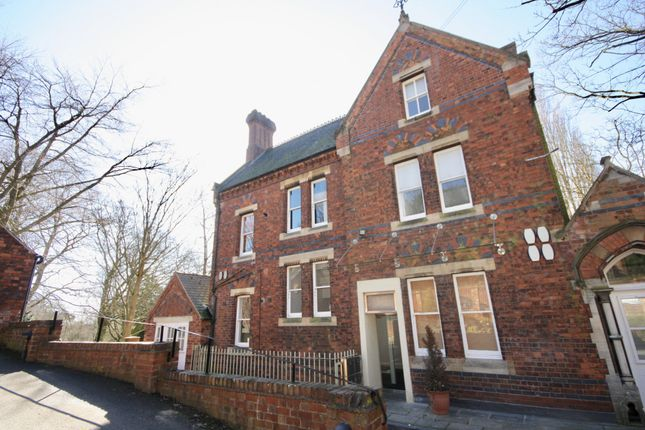 Thumbnail Flat to rent in 14 Lindum Terrace, Lincoln, Lincolnshire LN25Rt