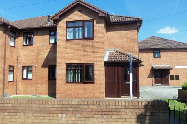 Thumbnail Maisonette for sale in Williamson Court, Rosefield Road, Woolton, Liverpool