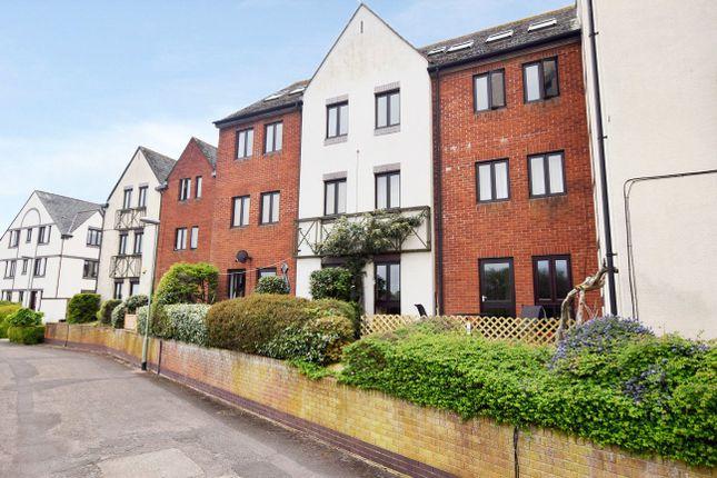 Thumbnail Flat to rent in Water Lane, Exeter, Devon