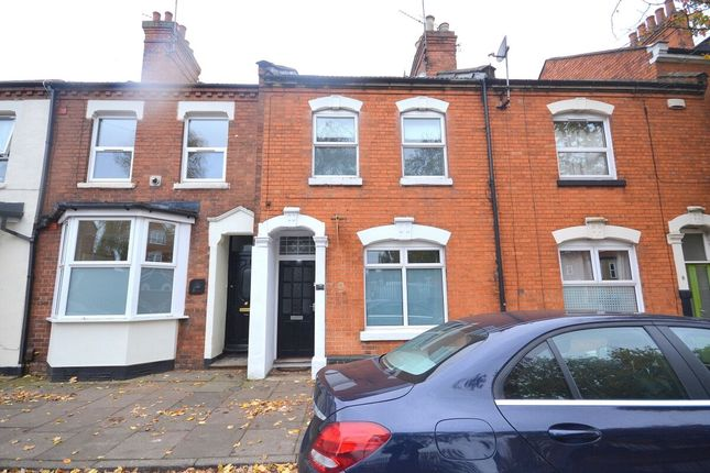 Thumbnail 3 bed terraced house to rent in Abington Grove, Abington, Northampton