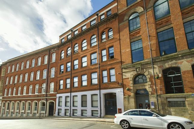 Thumbnail Block of flats to rent in Stanford Street, City Centre, Nottingham
