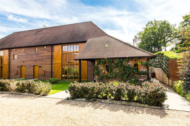Thumbnail Detached house for sale in Darland Farm, Capstone Road, Darland, Kent
