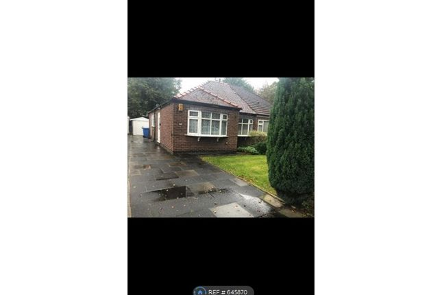 Thumbnail 2 bed bungalow to rent in Grange Road, Sale