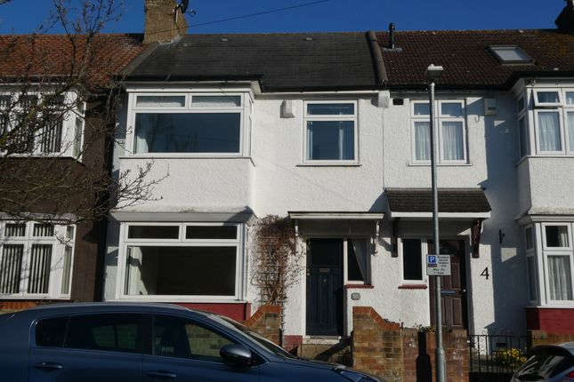 Thumbnail Terraced house to rent in Trosley Avenue, Gravesend