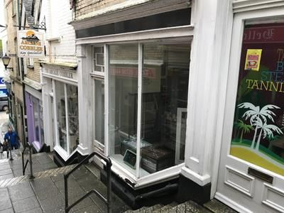 Thumbnail Commercial property for sale in 3 Arcade Steps, Penzance, Penzance, Cornwall