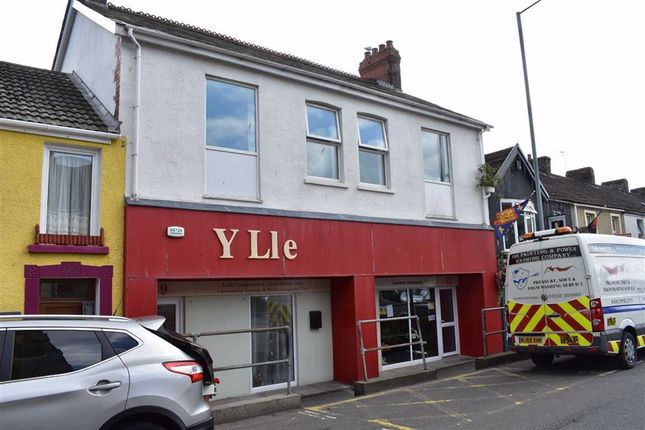 Thumbnail Land for sale in Old Castle Road, Llanelli, Carmarthenshire