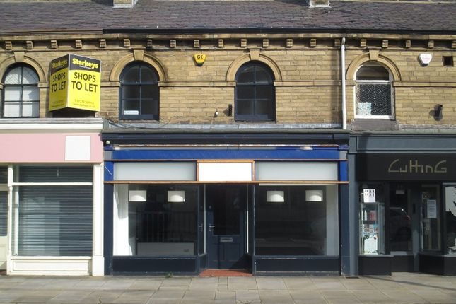 Thumbnail Retail premises to let in Bingley Road, Saltaire