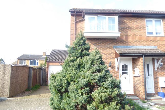 Thumbnail Property to rent in Nursery Close, Dunstable
