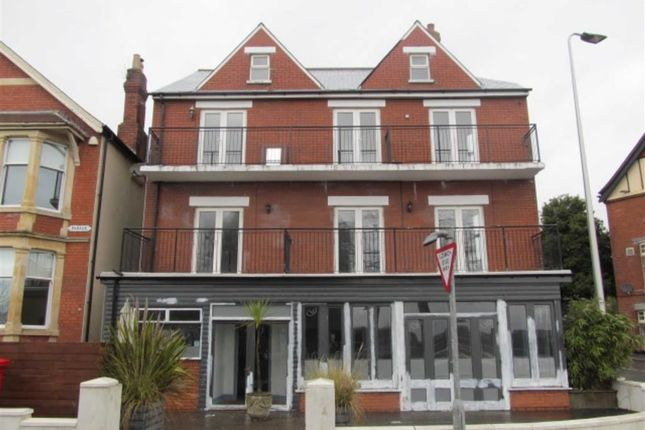 Thumbnail Flat to rent in The Parade, Barry, Vale Of Glamorgan