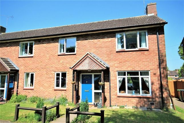Thumbnail Semi-detached house for sale in Riverside Drive, Tern Hill, Market Drayton