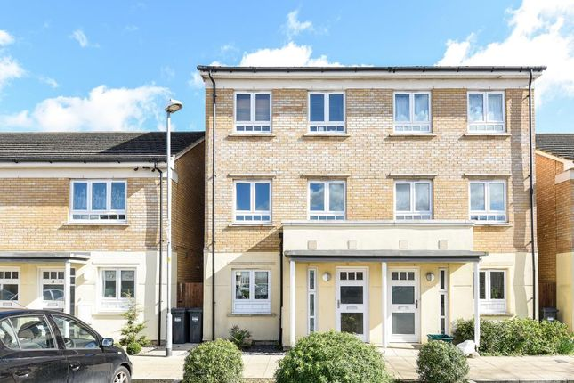 Thumbnail Semi-detached house for sale in Elvedon Road, Feltham