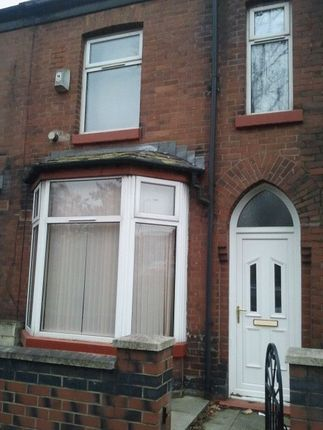 Thumbnail Terraced house to rent in Park Rd, Bolton 4Rx. 4 Bedroom, Fully Furnished