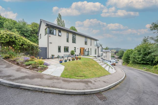 Thumbnail Detached house for sale in Caerphilly Close, Rhiwderin