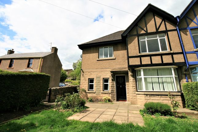 Thumbnail Semi-detached house for sale in Wembley Terrace, Melrose