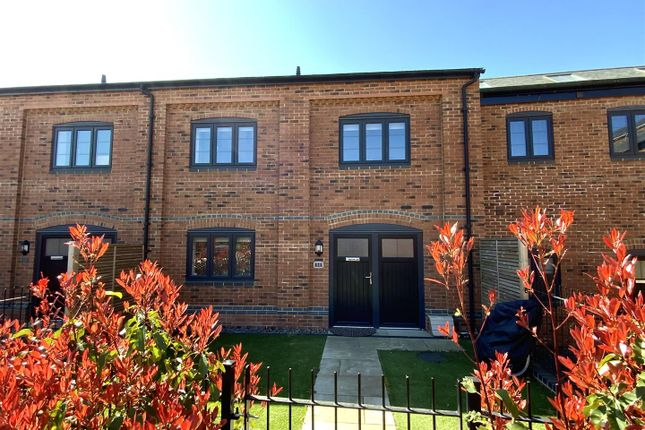 Thumbnail Terraced house for sale in Foundry Close, Deanshanger, Milton Keynes