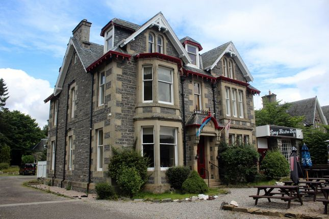 Thumbnail Hotel/guest house to let in Scot House Hotel, Newtonmore Road, Kingussie