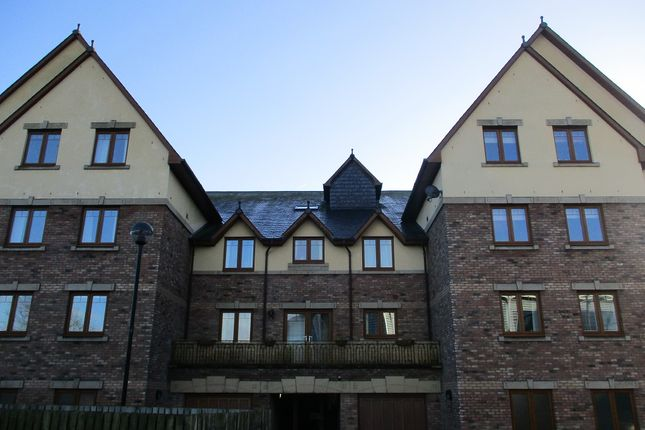 Thumbnail Flat to rent in Reiver Place, Carlisle, Cumbria