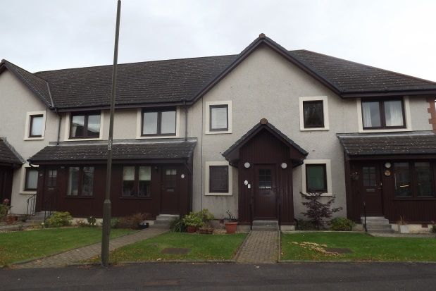 Thumbnail 2 bedroom flat to rent in Grange Place, Grangemouth