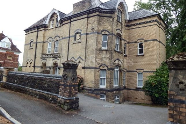 Thumbnail Flat for sale in 6 Stow Park Crescent, Newport, Gwent.