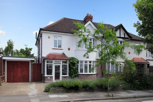 Thumbnail Semi-detached house to rent in Tring Avenue, London
