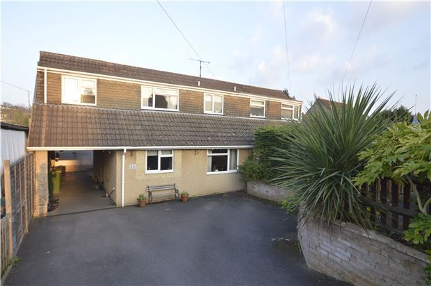 Thumbnail Property for sale in Park View Drive, Stroud, Gloucestershire