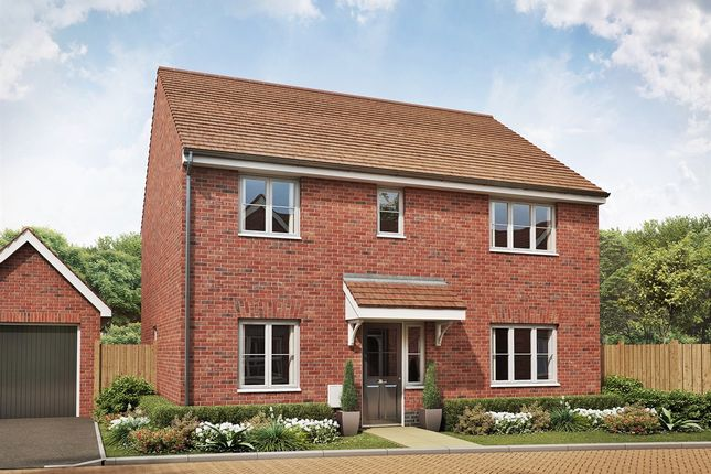 """Thumbnail Detached house for sale in """"The Marlborough """" at Folly Lane, Hockley"""
