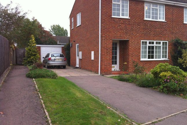 Thumbnail Semi-detached house to rent in Otters Brook, Buckingham, Buckinghamshire