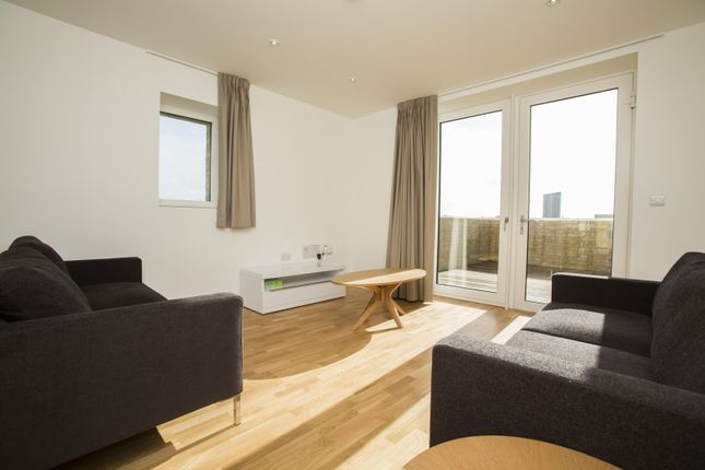 Thumbnail Town house to rent in Liberty Bridge Road, Olympic Park, London