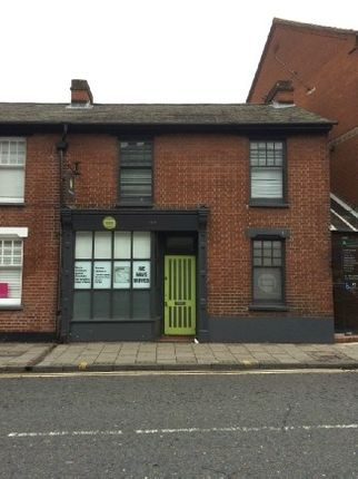 Thumbnail Terraced house to rent in St Helens Street, Centrally Located, Ipswich