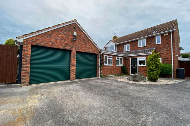 Thumbnail Detached house for sale in Trajan Close, Abbeymead, Gloucester