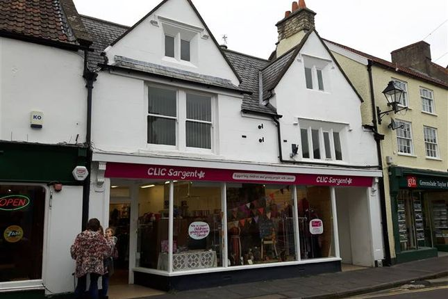 Thumbnail Retail premises for sale in High Street, Wells