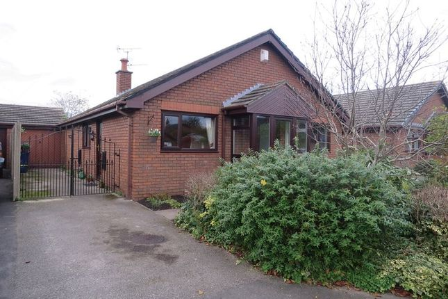 Thumbnail Detached bungalow to rent in 18 Willow Green, Rufford