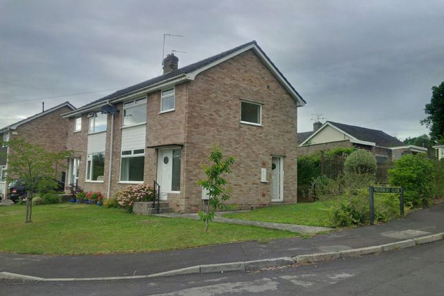 Thumbnail Semi-detached house to rent in Woodbury Avenue, Wells