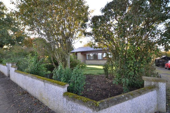 Thumbnail Detached bungalow for sale in Achany, Milton Of Grange, Forres