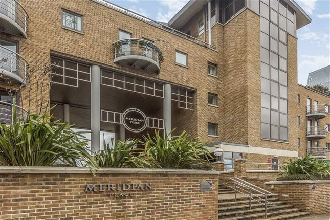 1 bed flat for sale in Meridian Place, London