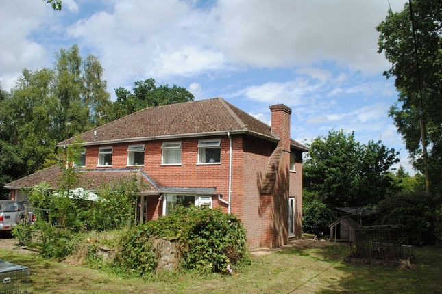 Thumbnail Detached house for sale in Titcombe Lane, Kintbury, Hungerford
