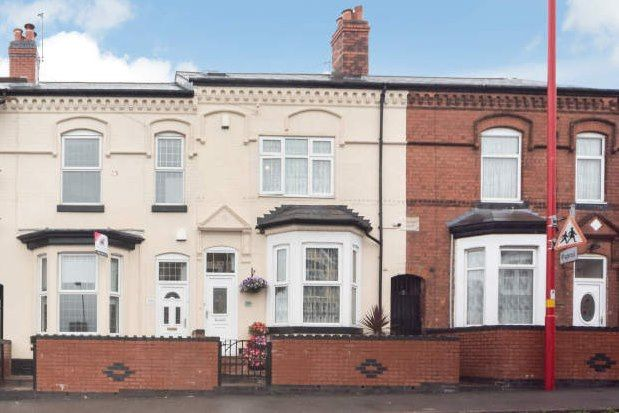 Thumbnail Property to rent in Rotton Park Road, Birmingham