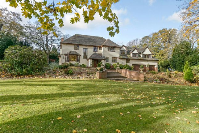 Detached house for sale in Woodside Drive, Little Aston Park, Sutton Coldfield, West Midlands