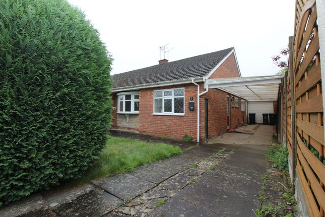 Thumbnail Bungalow for sale in Alpine Rise, Styvechale, Coventry