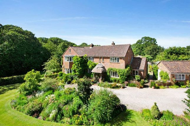 Thumbnail Detached house for sale in Sowden Brake, Hulham Road, Lympstone, Exmouth