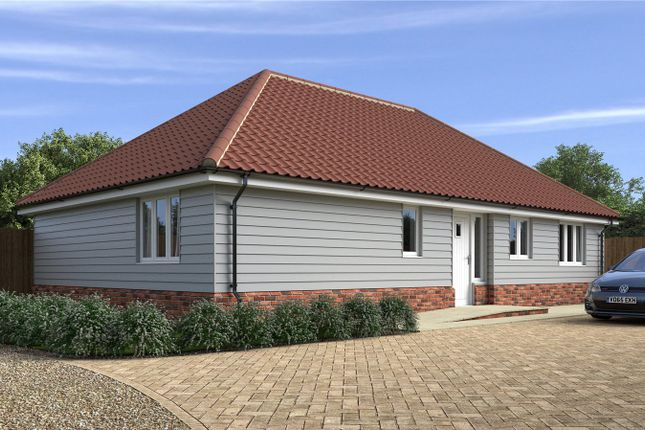 Thumbnail Detached bungalow for sale in The Grove, Stoney Hills, Burnham-On-Crouch, Essex